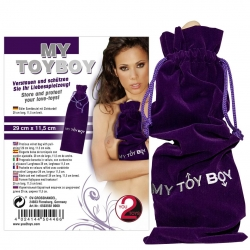 Vak na erotické pomôcky MY TOY BAG