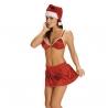 Vianočný kostým Christmas Dress