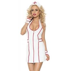 Kostým zdravotná sestra Nurse Costume 6619
