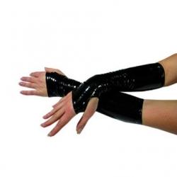 Lakované rukavičky 1479