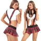 Kostým sexy študentky Schoolgirl