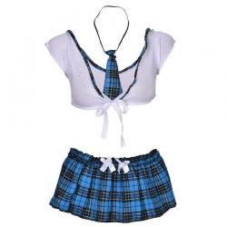 Kostým študentky Little Schoolgirl