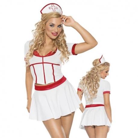 Kostým zdravotnej sestry Nurse Costume 6618