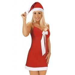 Vianočný sexy kostým Christmas Dress