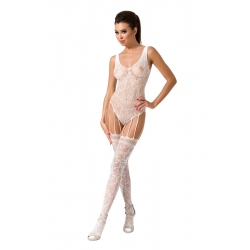 Catsuit BS051 White