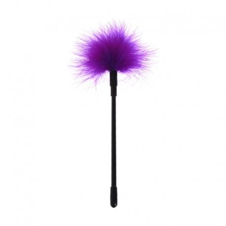 Feather Tickler Purple Pierko