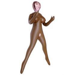 Amelia Nafukovacia čokoládová panna
