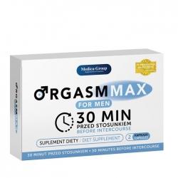 ORGASM MAX Men tablety pre mužov.