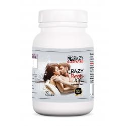 Crazy Penis XXL tablety pre mužov.