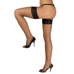 Hold-up Fishnet Stocking
