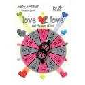Erotická spoločenská hra Sexy Spinner Love 2 Love