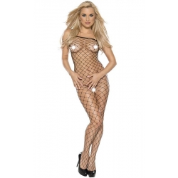 Fishnet Catsuit