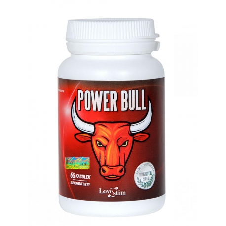 Tablety na potenciu Power Bull