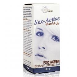 Afrodiziakum pre ženy Sex-Active