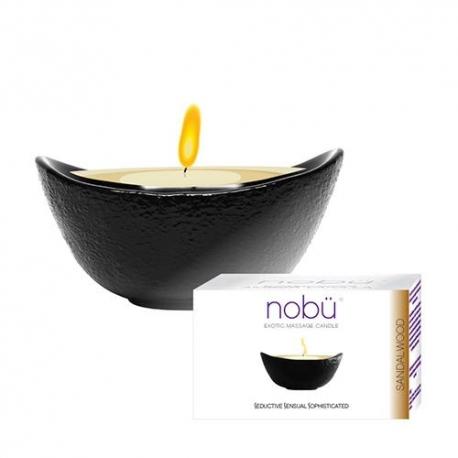 Masážna sviečka Nobu Sandal Wood