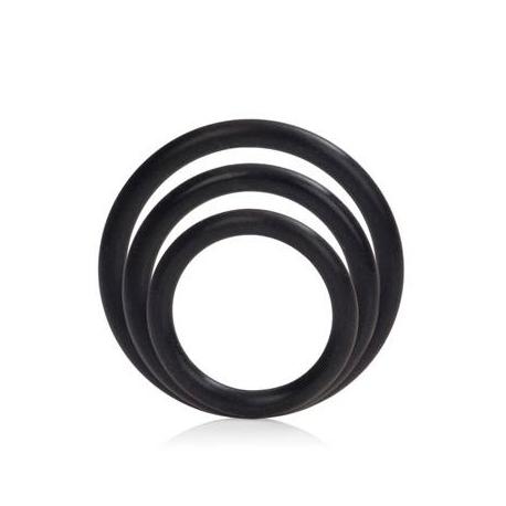 Silikónové škrtiace krúžky Silicone Cock Rings