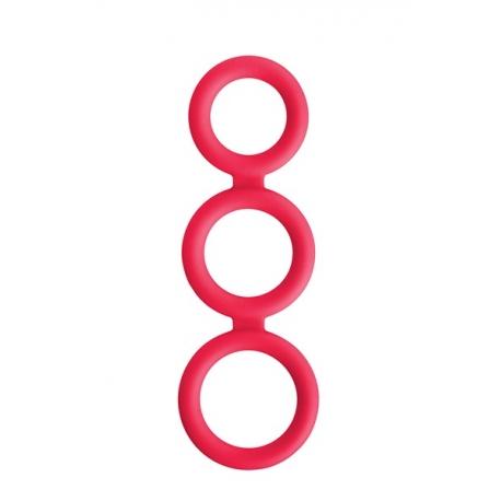 Škrtiace krúžky na penis Triad Rings