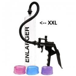 XXL vákuová pumpa X Factor Enlarger