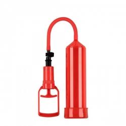 Pánska vákuová pumpa Push Touch Red