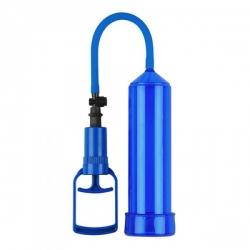 Pánska vákuová pumpa Push Touch Blue