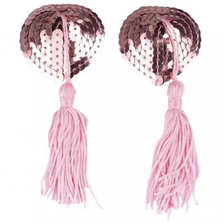 Ozdoba na bradavky Nipple Tassels Pink