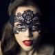 Maska na oči Lace Eye Masquerade Mask