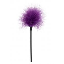 Pierkové ružové šteklítko Sexy Feather Tickler Purple