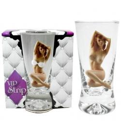 Pohárik VIP Strip Girl 3
